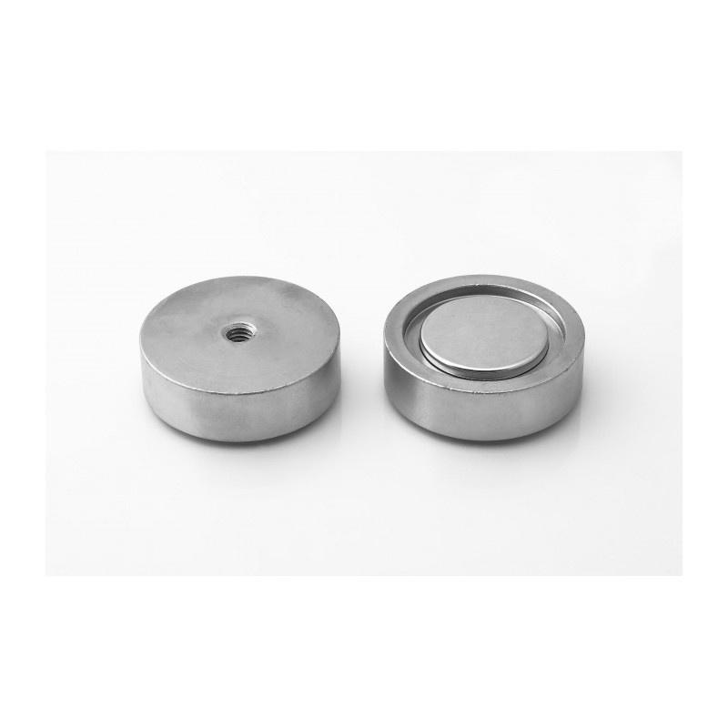 neodymový magnetický úchyt UM 50x15xM8 vnútorný megamix.sk