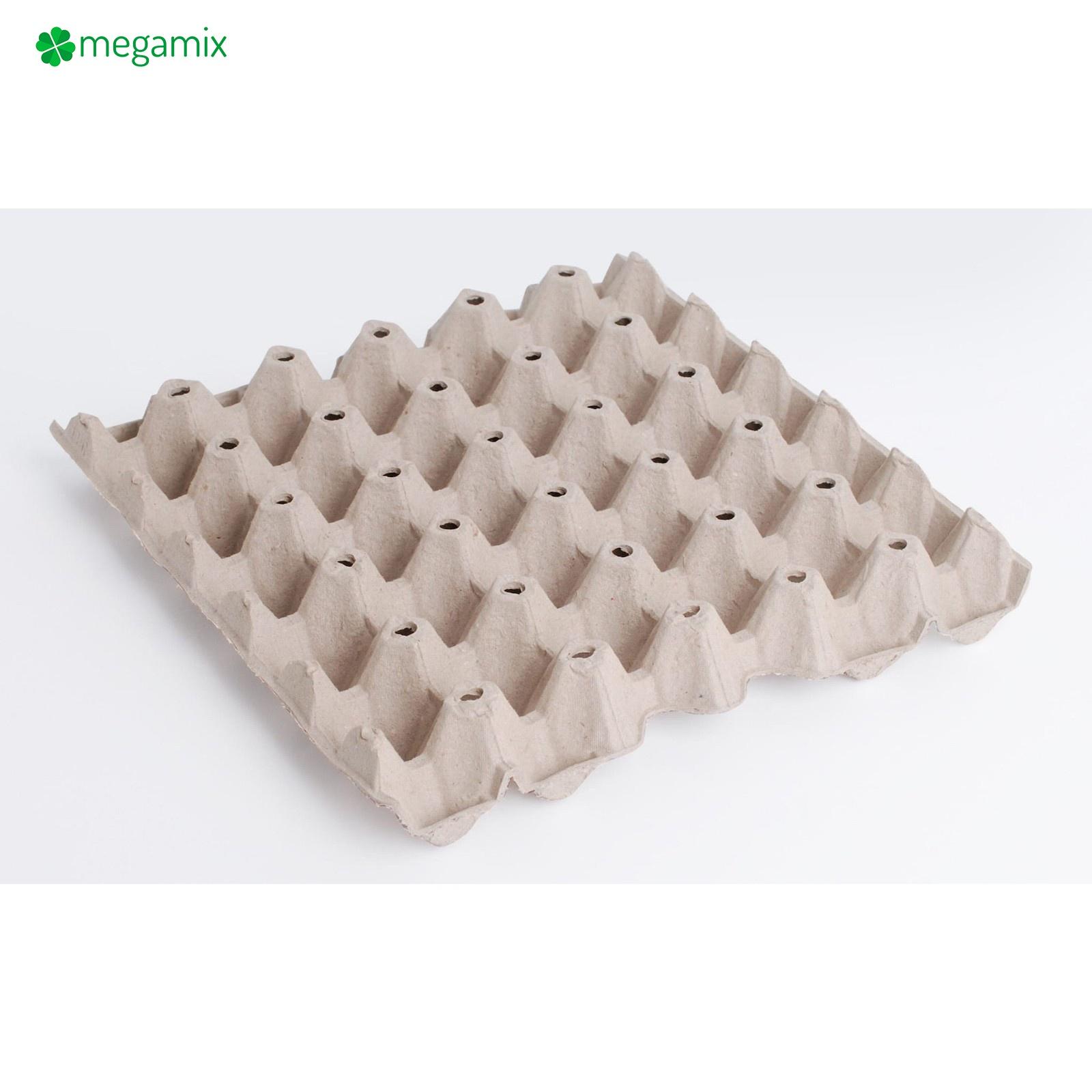 obaly na vajcia preložky na 30ks set 100ks 297x295x47mm šedé megamix.sk