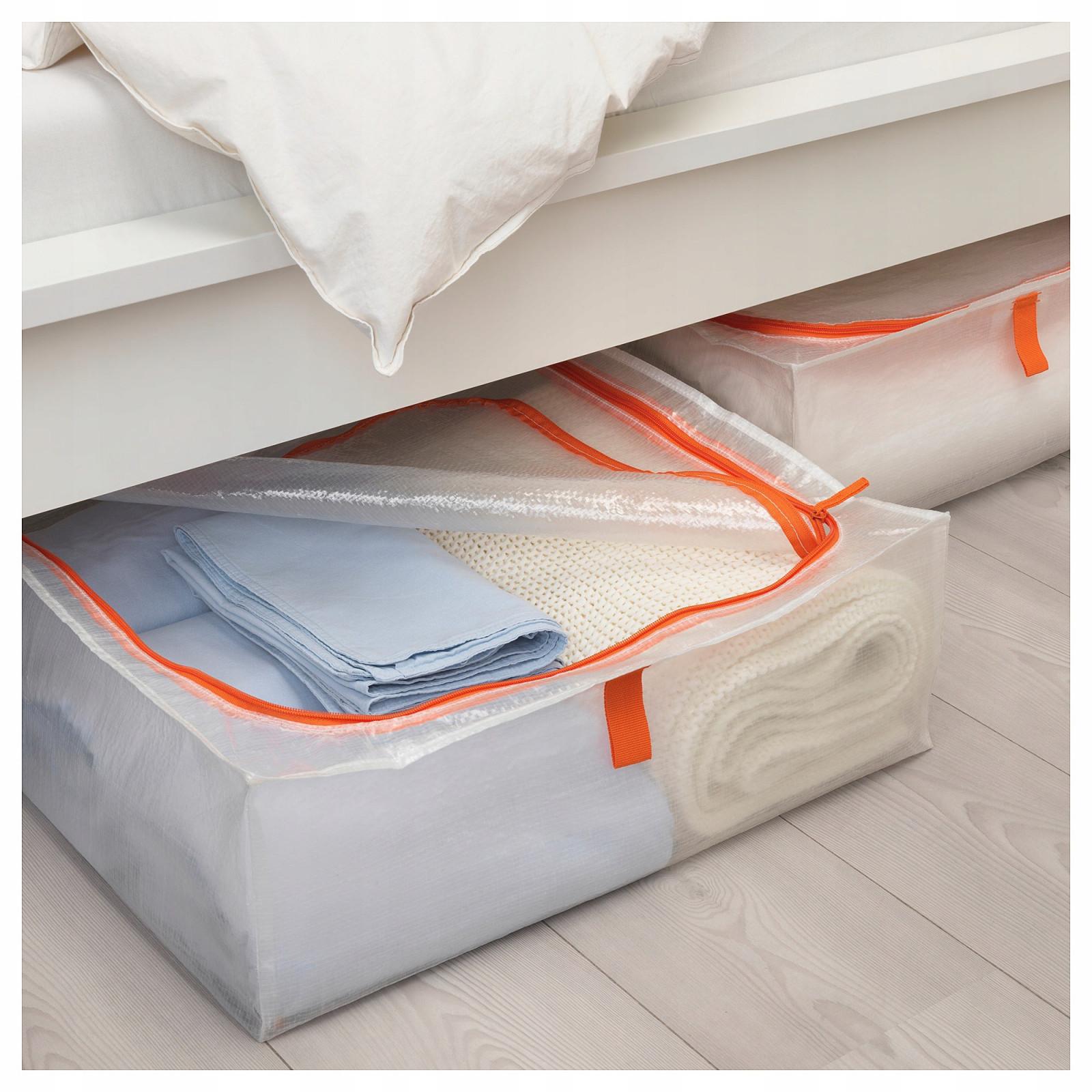 ochranná taška na posteľnú bielizeň oblečenie 55x49x19cm megamix.sk