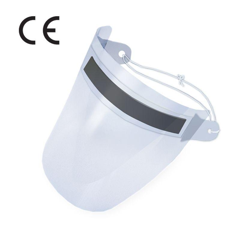 ochranný kryt štít tváre a očí univerzálna veľkosť ultra ľahký megamix.sk