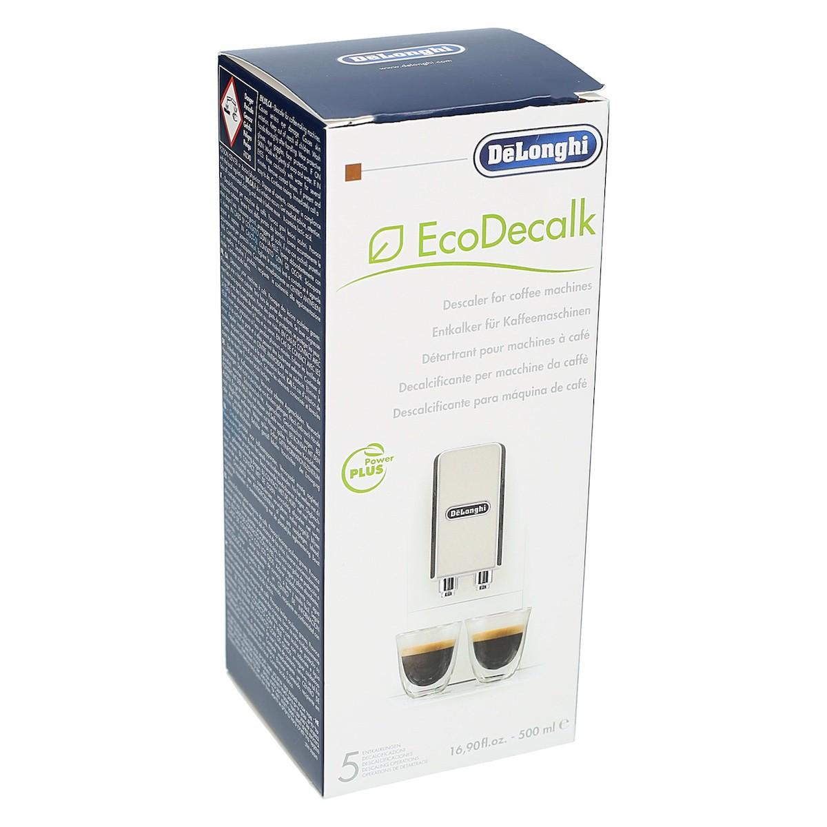 Odvápňovač pre kávovary DeLonghi EcoDecalk 500ml megamix.sk