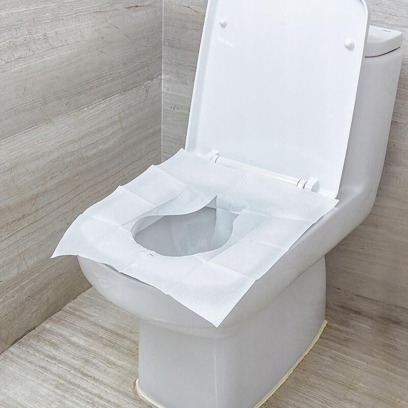 Papierová podložka na sedadlá 10ks