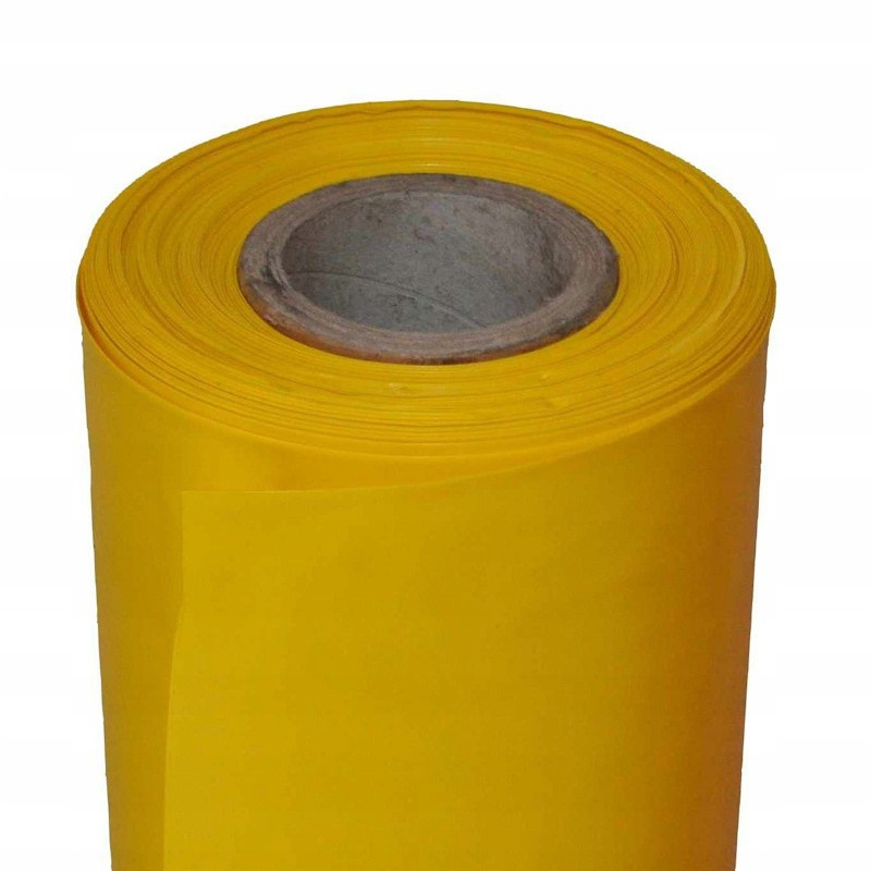 parotesná fólia 2x50m 100m2 0,2mm žltá CE megamix.sk