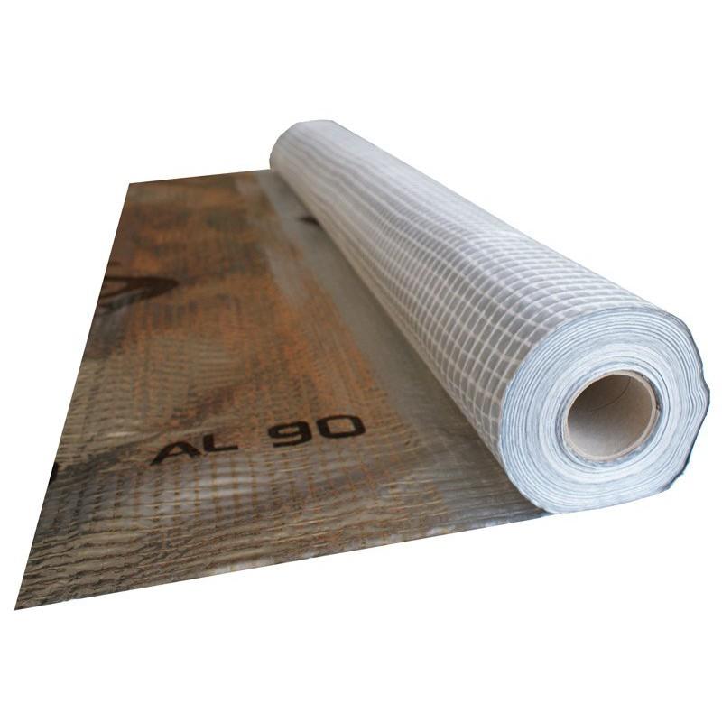 Parotesná fólia hliníková izolačná AL 90 75m2 megamix.sk