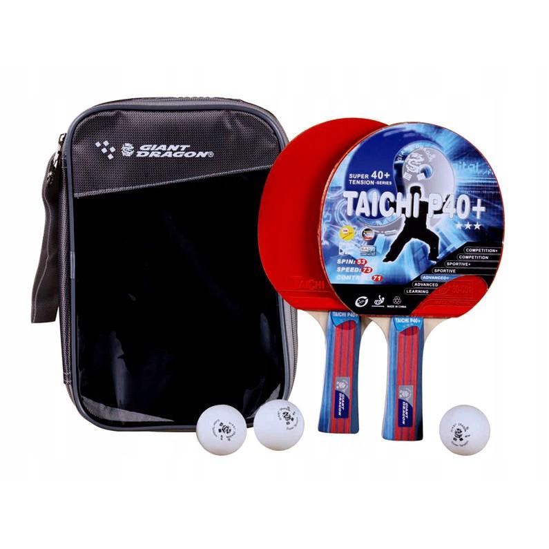 Pingpongové rakety na stolný tenis + loptičky megamix.sk