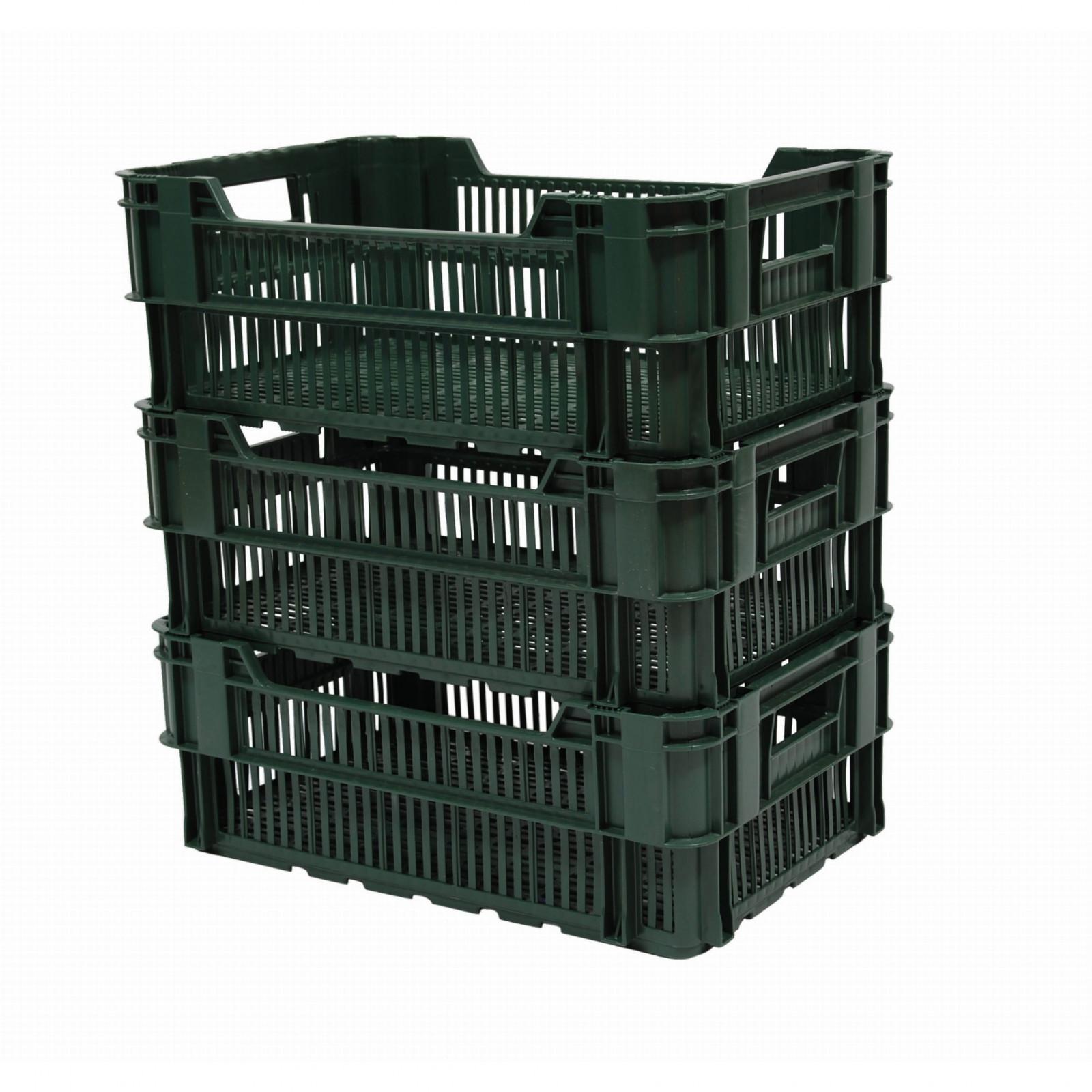 plastová nádoba prepravka na ovocie zeleninu 600x400x220mm megamix.sk