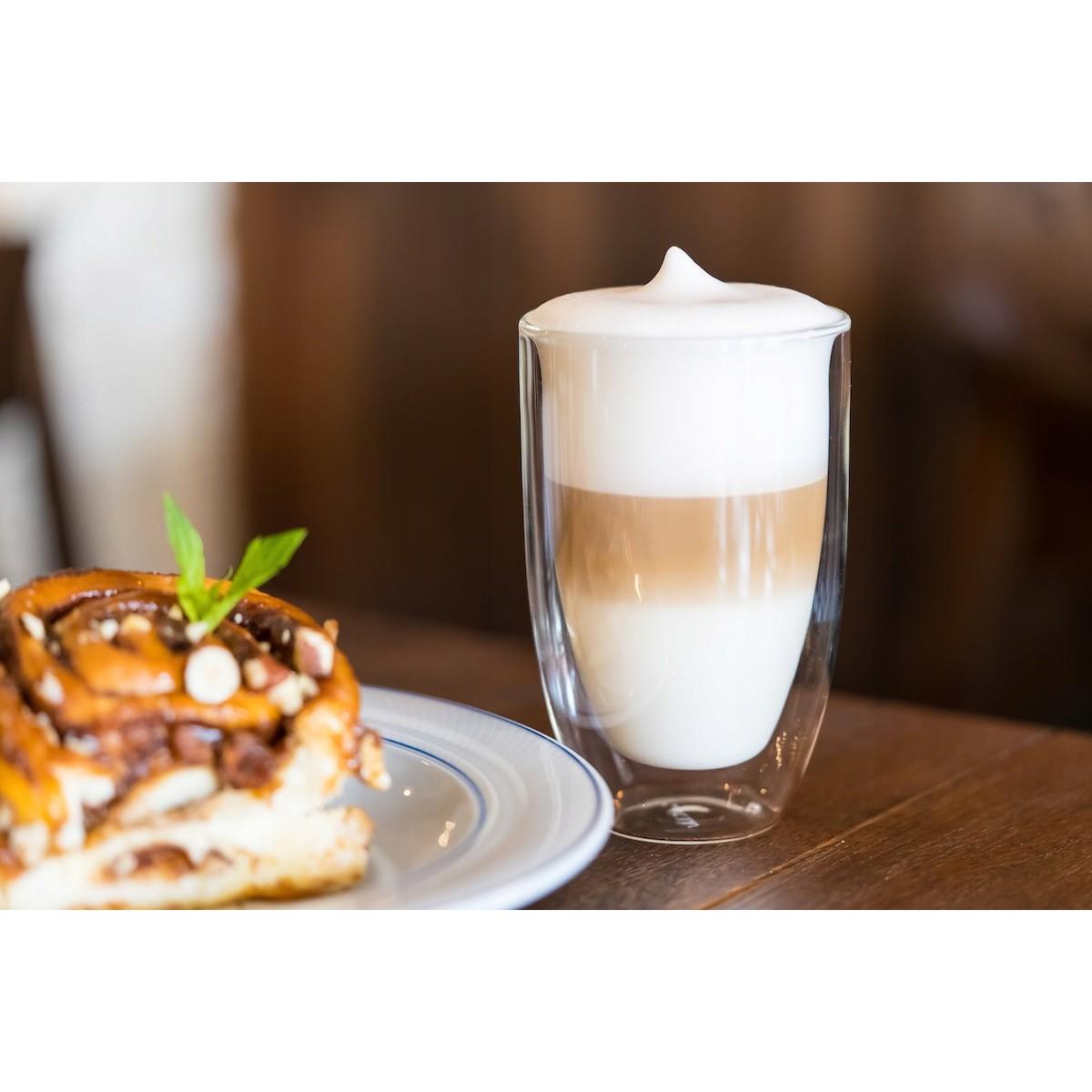 Poháre na kávu latte 350ml termo 6ks megamix.sk
