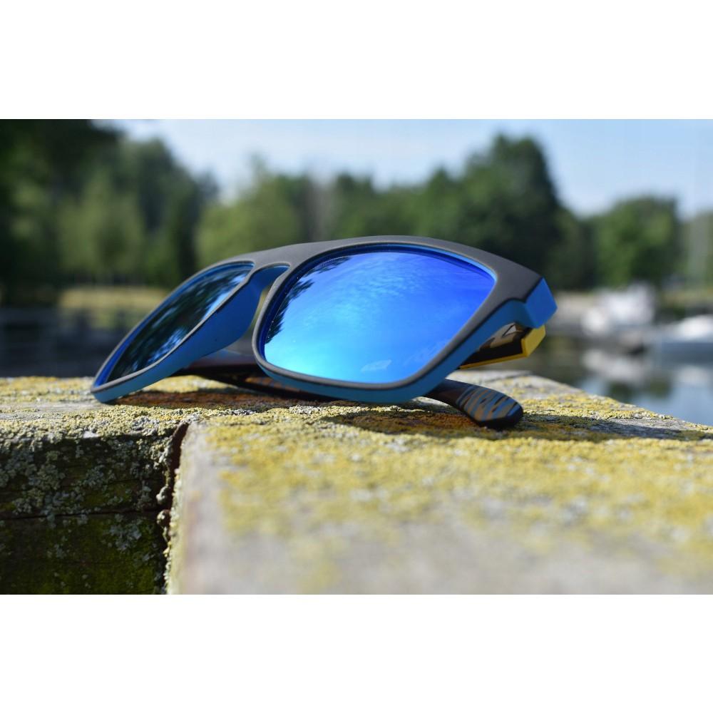 polarizačné slnečné okuliare modré megamix.sk