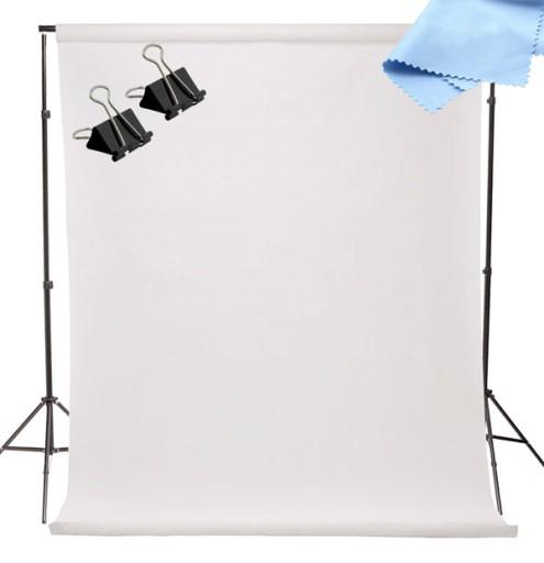 Pozadie na kulisu nosník a fólia 230cm na fotografovanie video megamix.sk