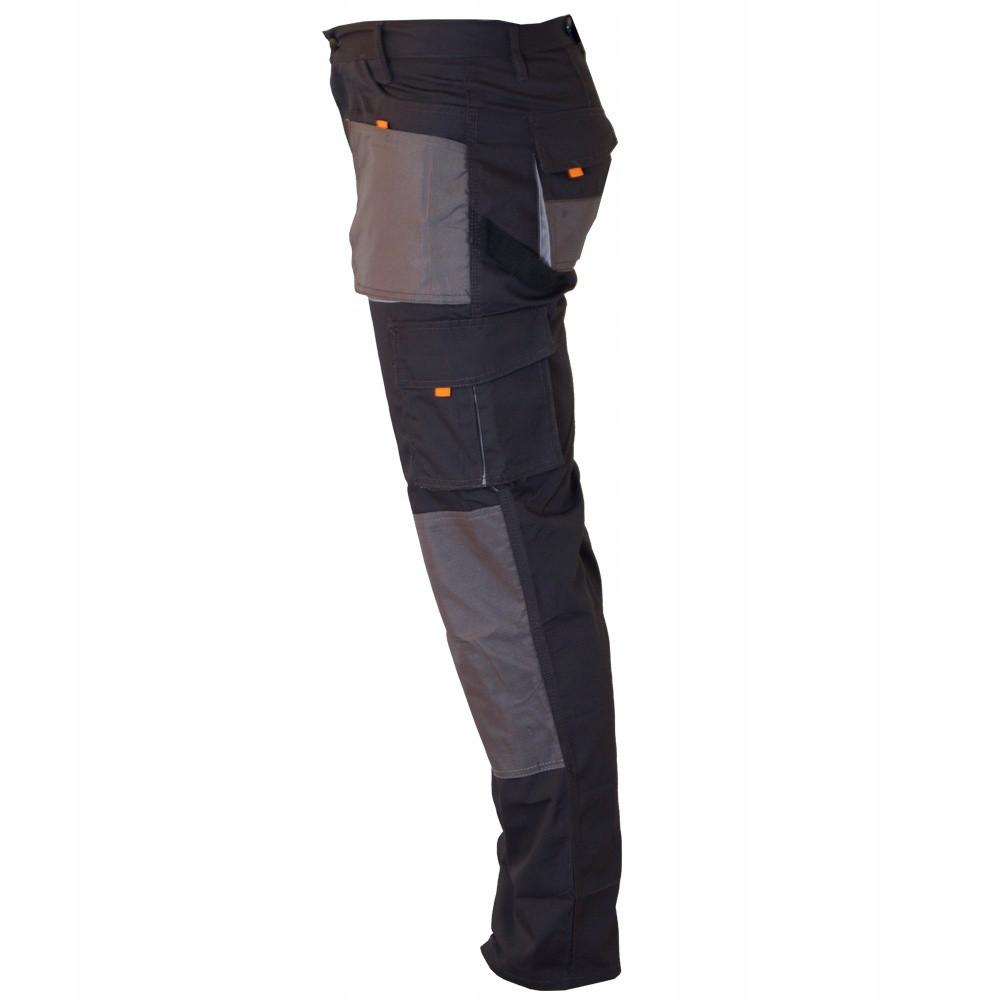pracovné nohavice na montáž XL nastaviteľné s vreckami megamix.sk