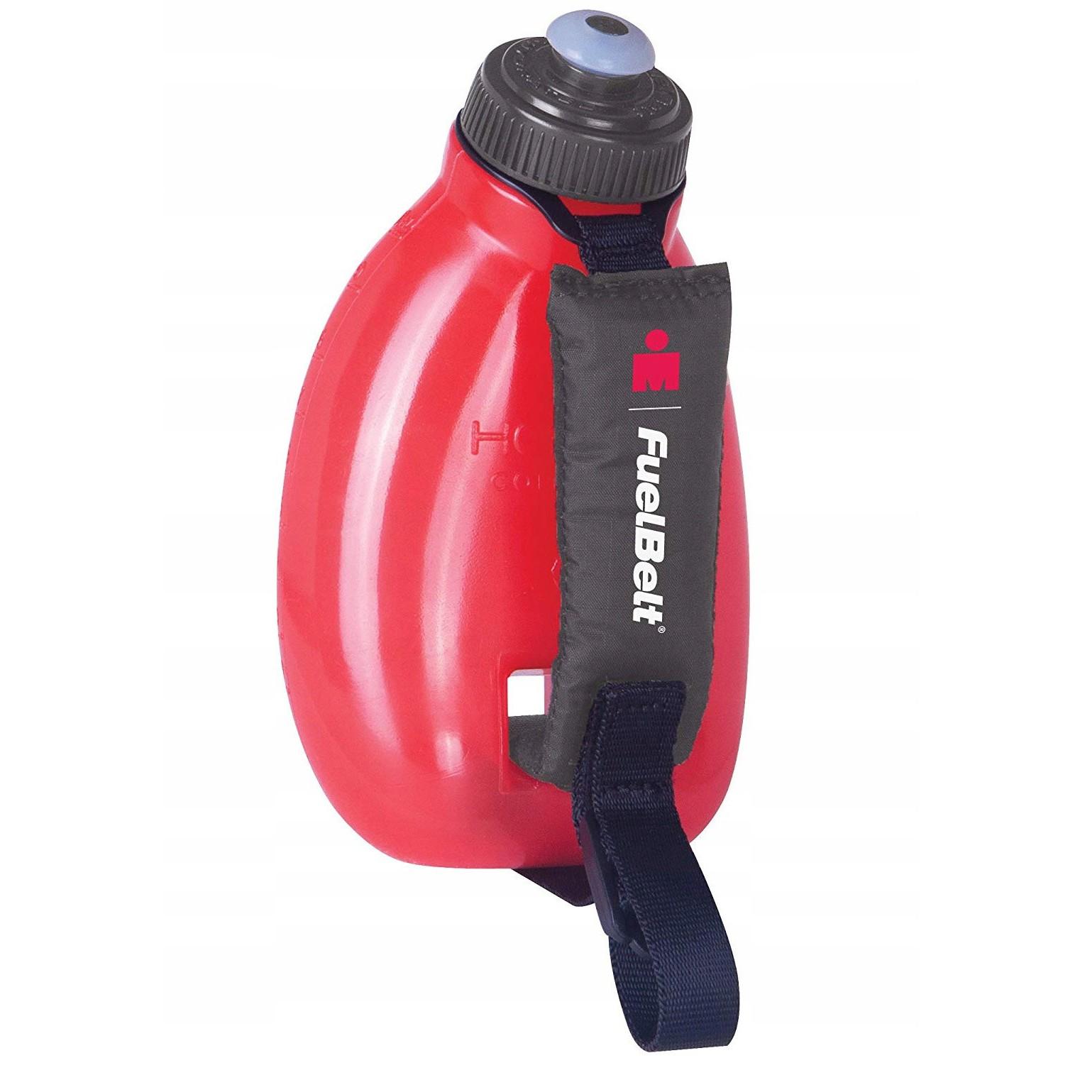 Praktická fľaša na vodu pre bežcov do ruky 300ml megamix.sk