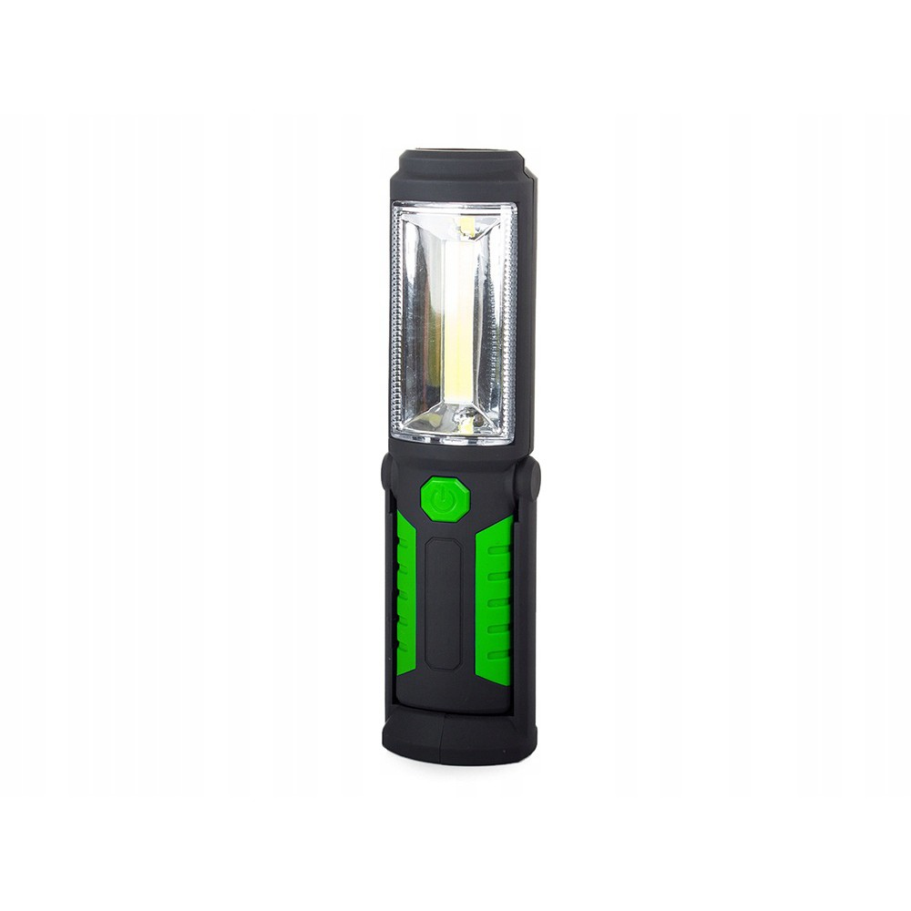 Prenosná LED dielenská lampa 3W COB 21cm megamix.sk