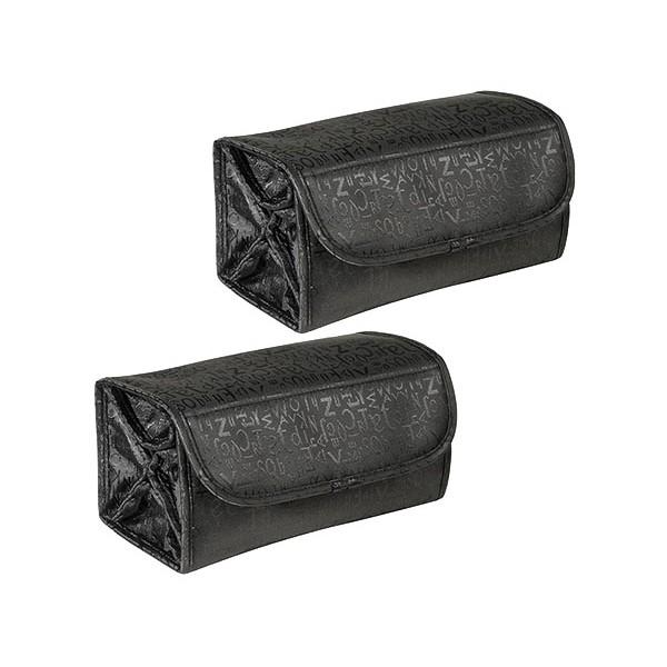Prenosný organizér 25x12cm kozmetická skladateľná praktická taška megamix.sk