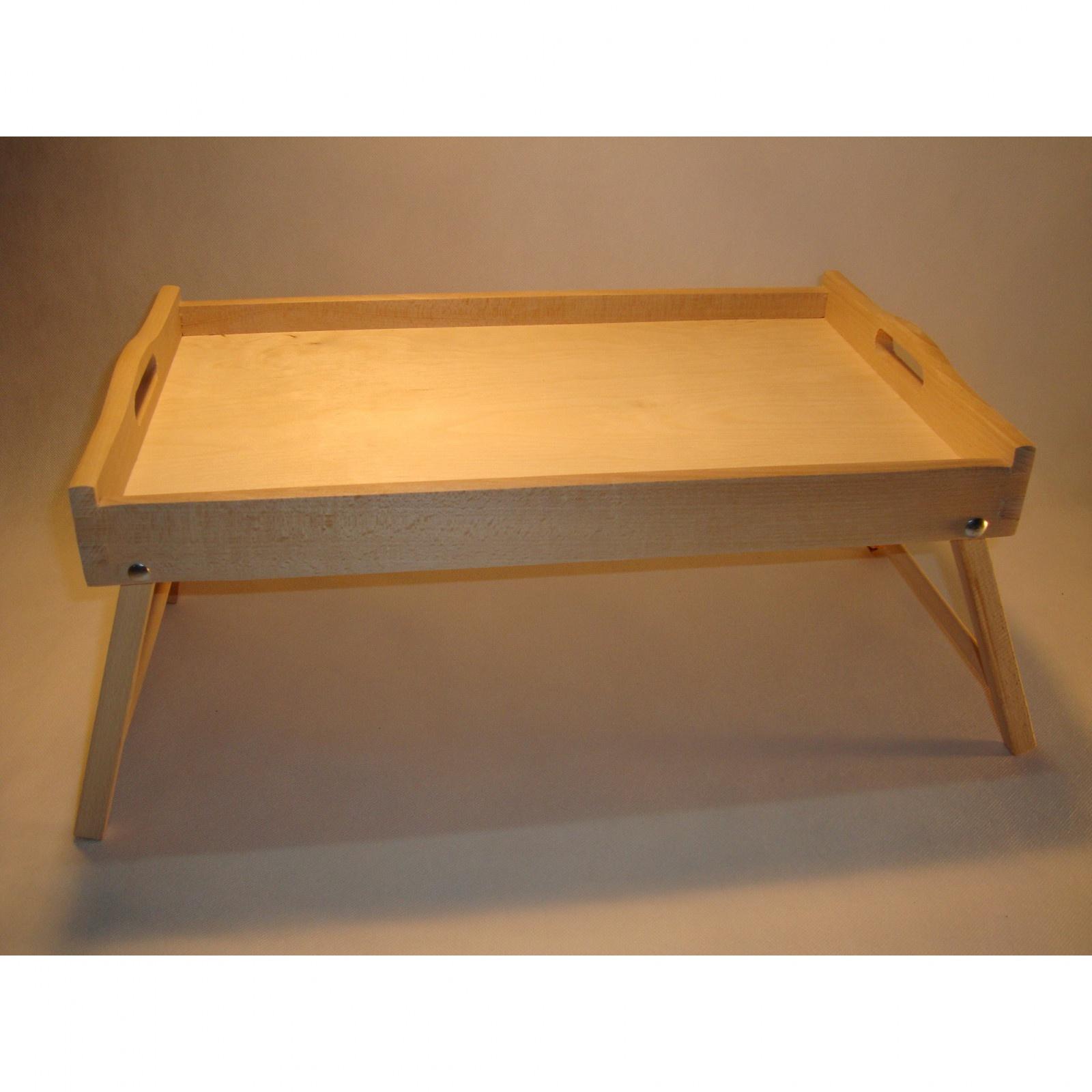 Raňajkový stôl do postele megamix.sk