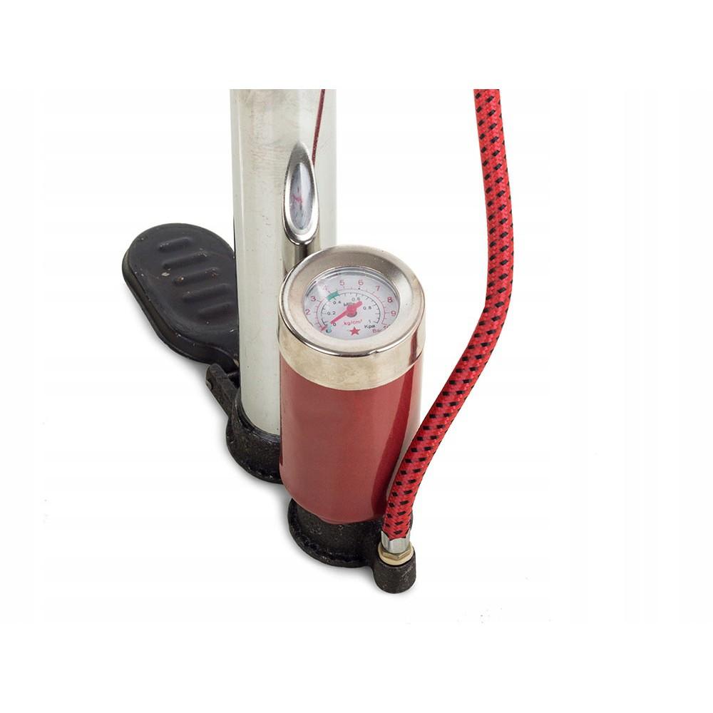Ručná pumpa s tlakomerom 55cm megamix.sk