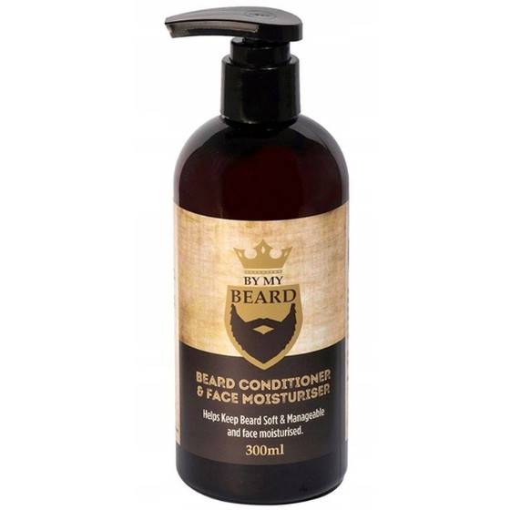 Sada na bradu (olej, krém, šampón, kondicionér) + kefa na bradu megamix.sk
