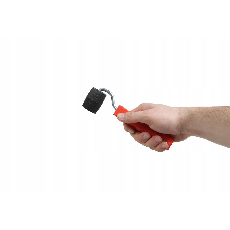 Samolepiaca butylová hliníková rohož 2,5mm 700x50cm AB-25 + valec ZADARMO megamix
