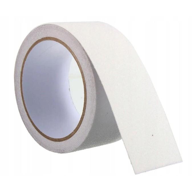 Samolepiaca transparentná protišmyková páska 5m x 5cm megamix.sk