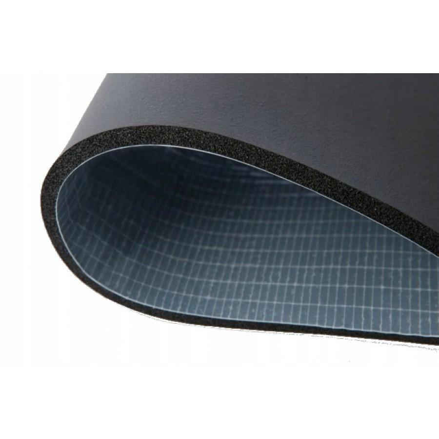 Samolepiaca vodeodolná pena 19mm 25x50cm zvukotesná gumová kaučuková K19s megamix