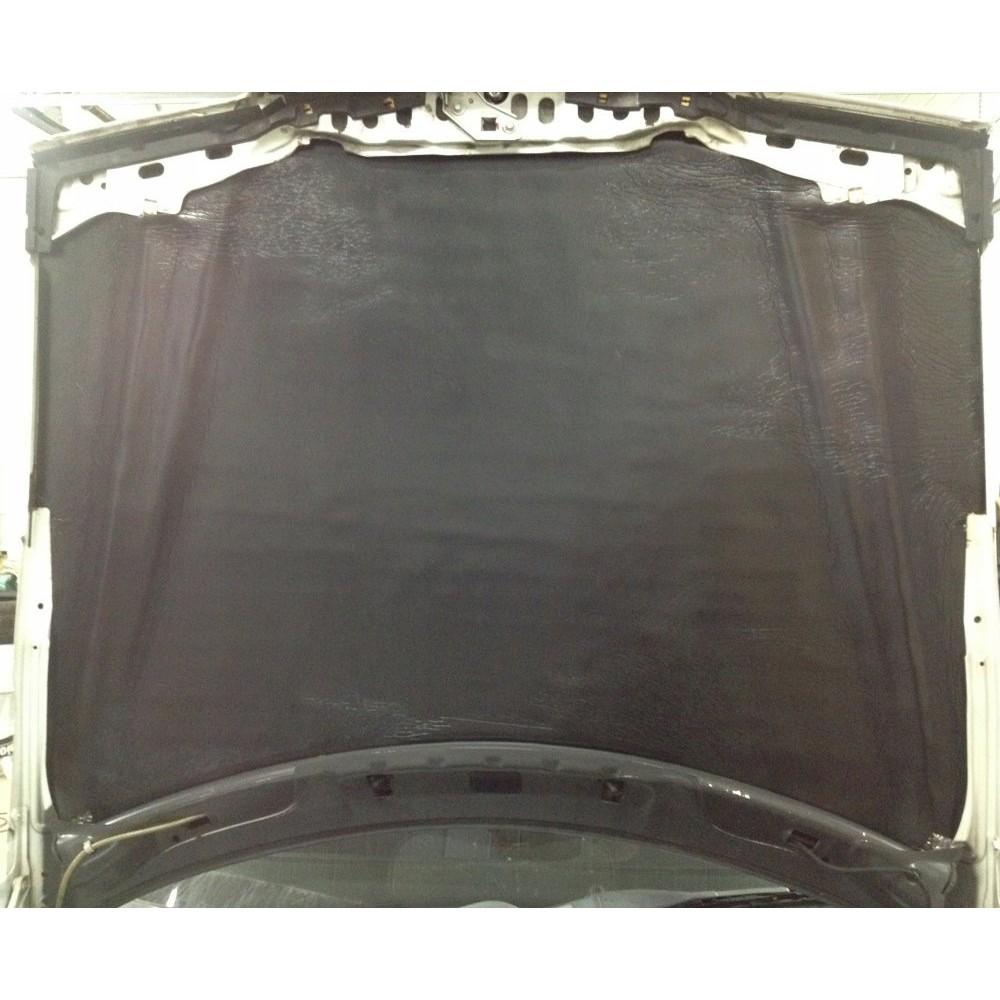 Samolepiaca zvukotesná pena 30mm 25x50cm tlmiaca pena čierna fólia megamix