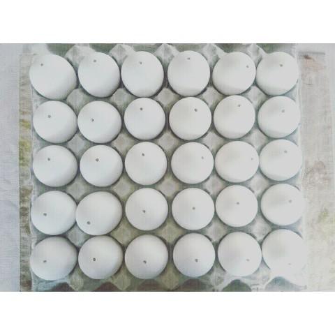 škrupiny vajec vyfúknuté vaječné škrupiny kraslice zdobenie veľkonočné vajíčka megamix.sk