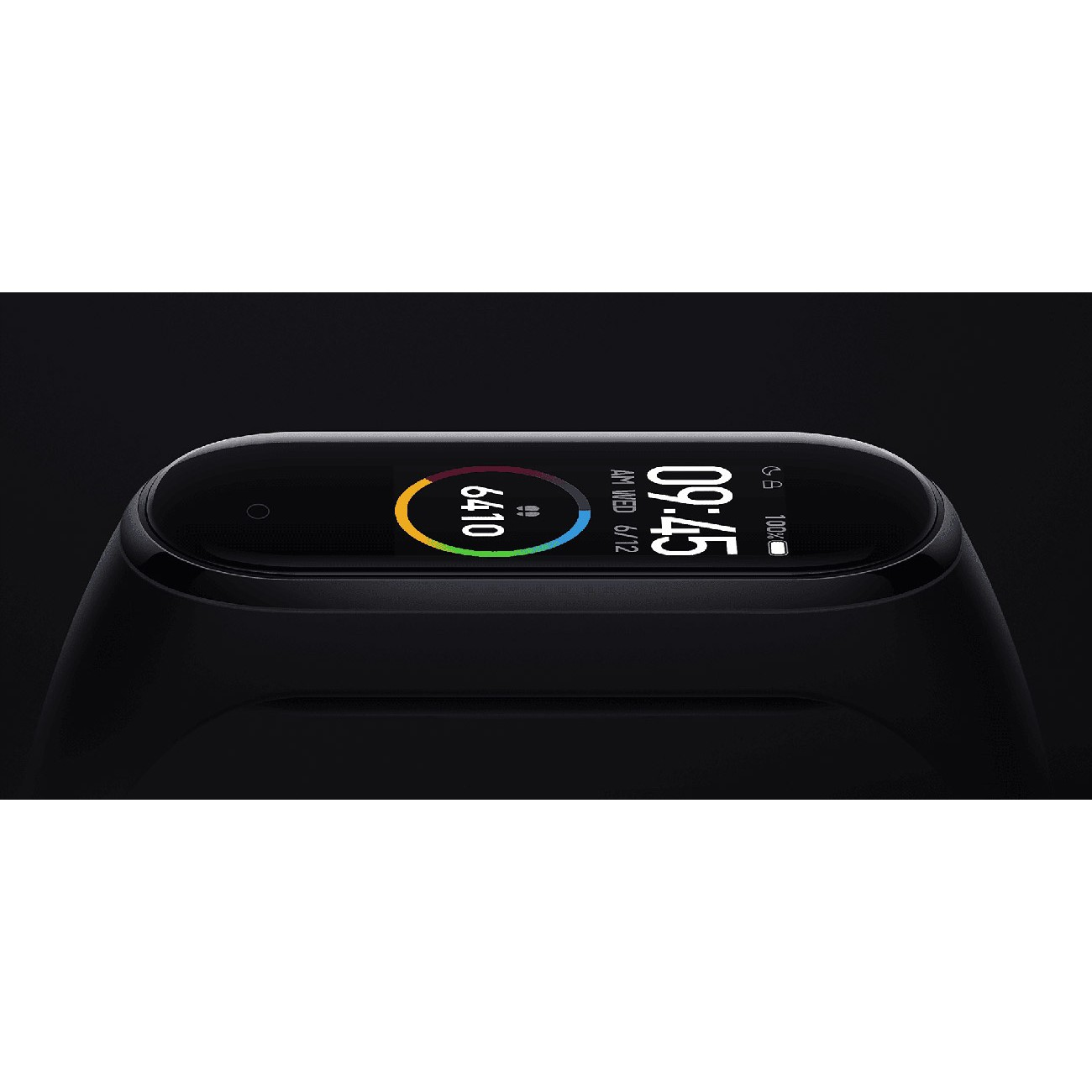 Smart náramok Xiaomi Mi Band 4 Android/iOS Bluetooth SMS akcelerometer gyroskop krokomer dotykový megamix.sk