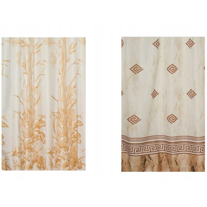 sprchové záclony textilné 180x200cm megamix.sk