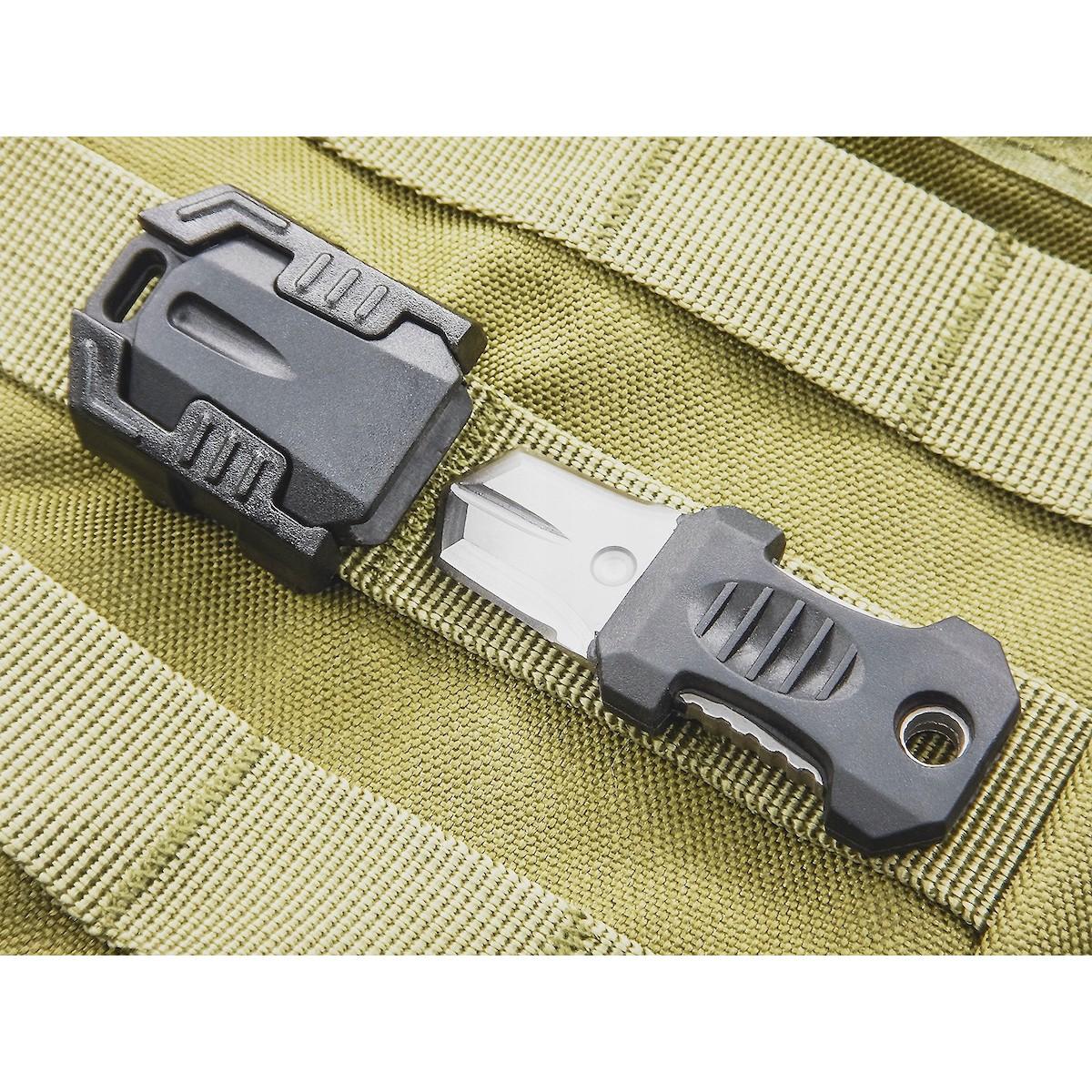taktický záchranný nôž EDC Survival Molle megamix.sk