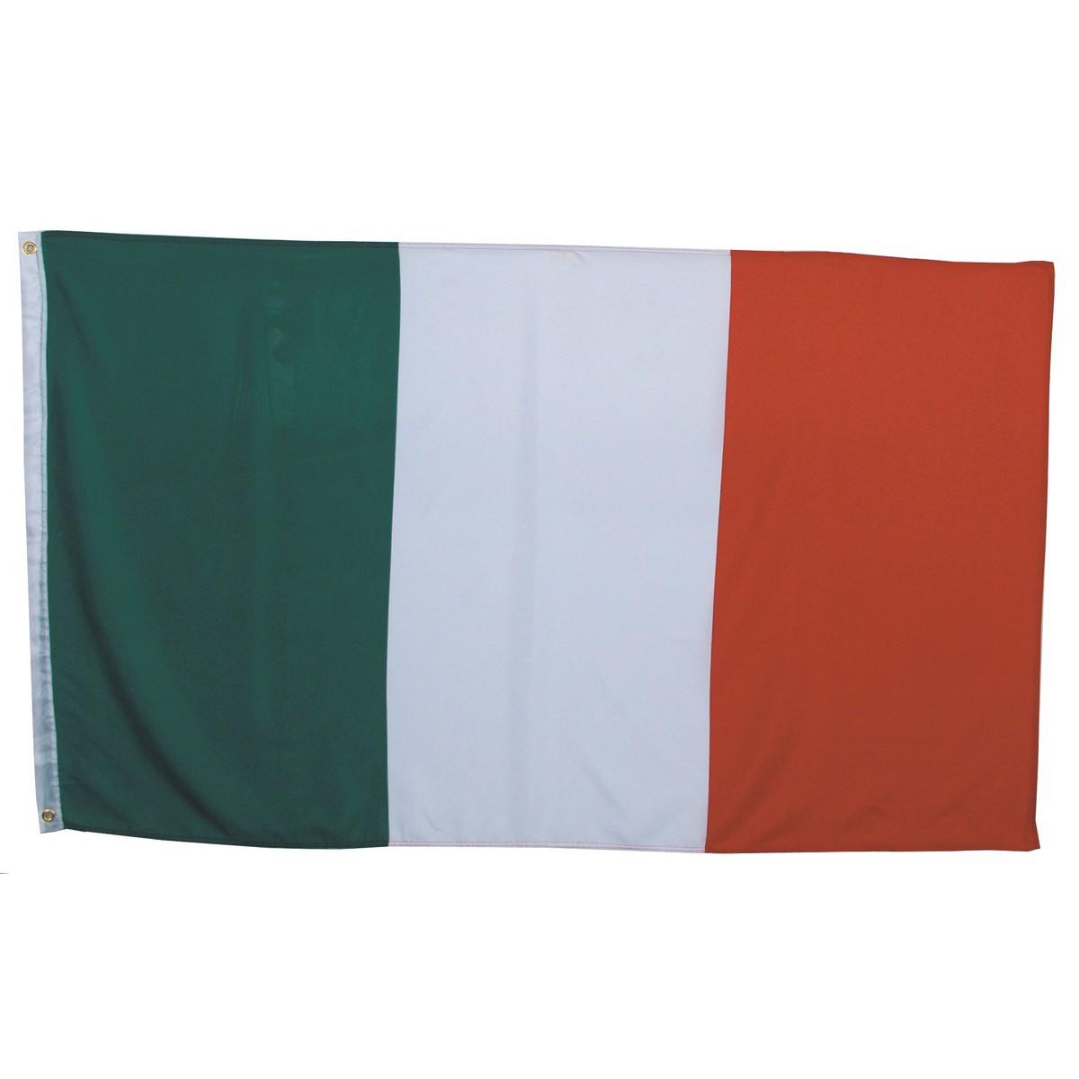 Talianská vlajka Italia 150x90cm obojstranná polyester megamix.sk