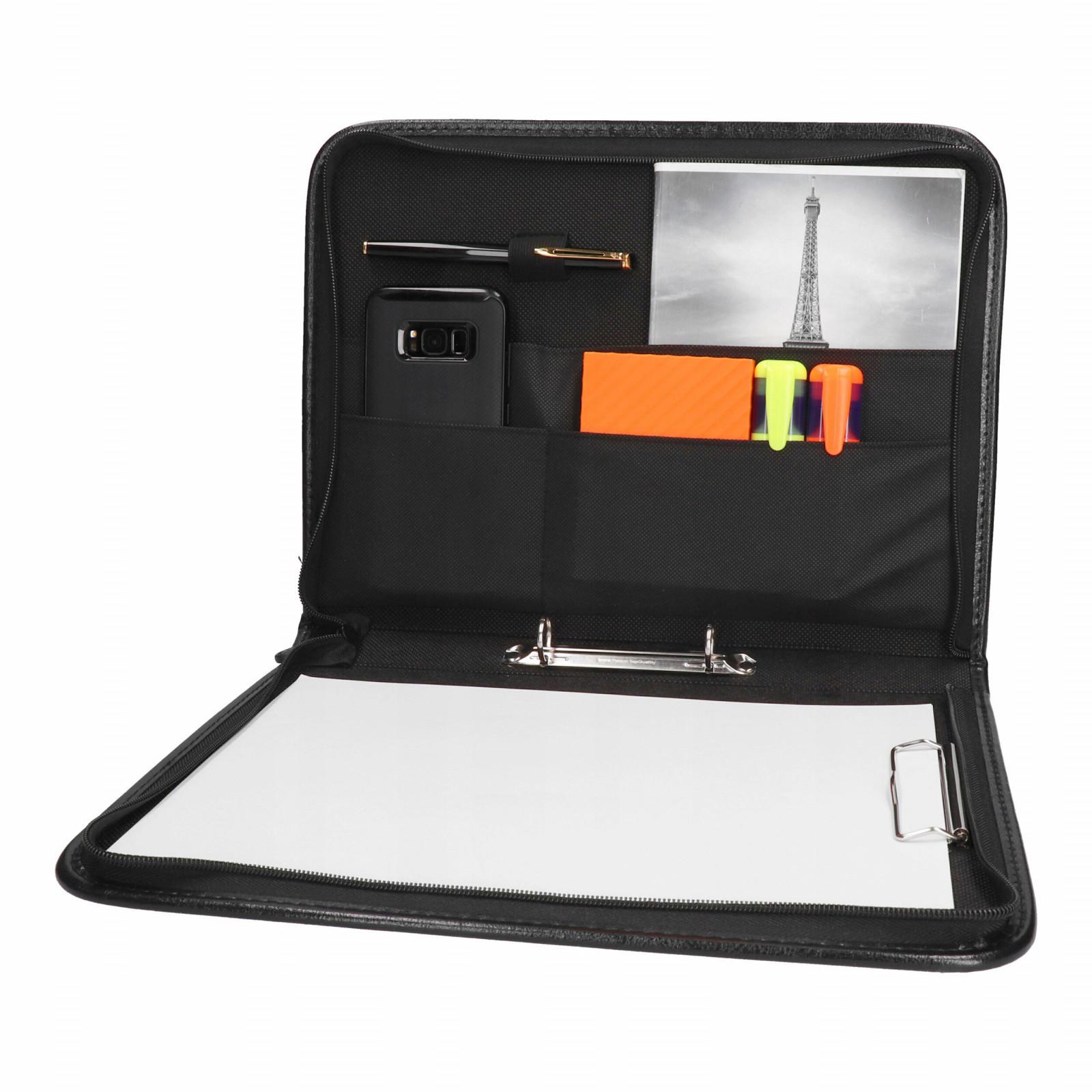 taška na dokumenty A4 260x340x35mm ekokoža megamix.sk