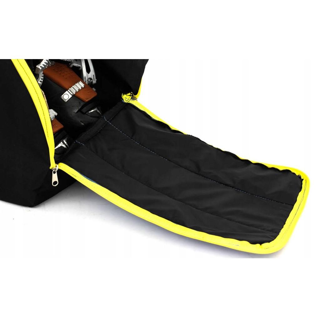 Taška na lyžiarske topánky helmu rukavice megamix.sk