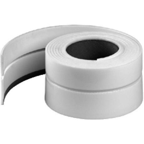 tesniaca silikónová ozdobná páska 22mm 3,35m do kúpeľne megamix.sk