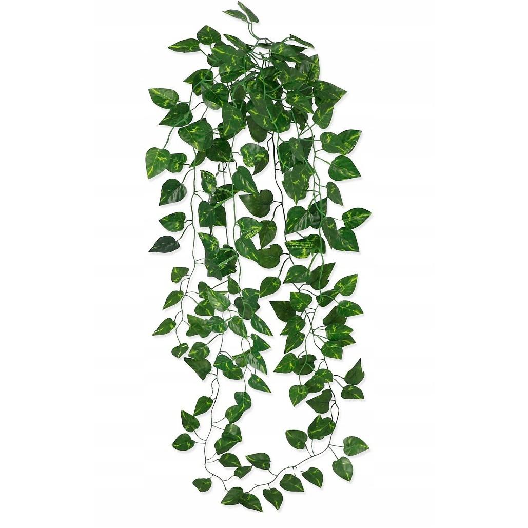 umelý brečtan listy zeleno-žltý 100cm závoj sieť na balkón záhradu megamix.sk
