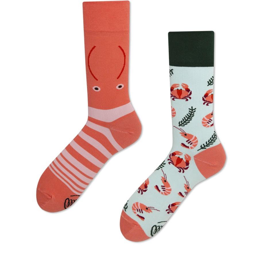 veselé ponožky FRUTTI di MARE plody mora 39-42 farebné megamix.sk