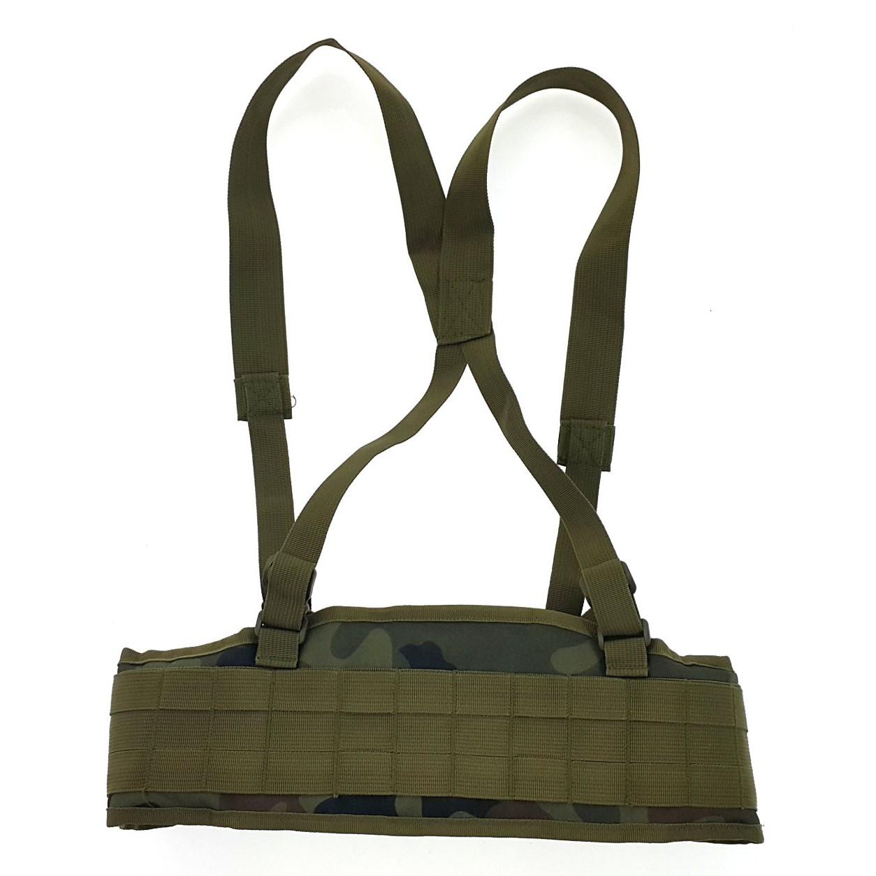 vojenský taktický pás opasok pre vrecká MOLLE HIP megamix.sk