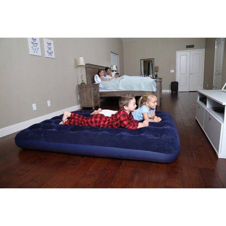 vzduchovýnafukovací matrac manželská posteľ s pumpičkou megamix.sk