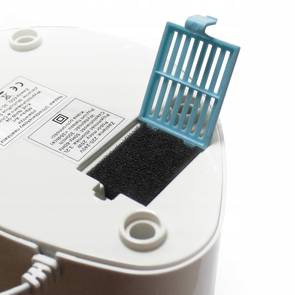 Zvlhčovač vzduchu Ionizácia Aromaterapia 3,2L 35W 300 ml/h megamix.sk