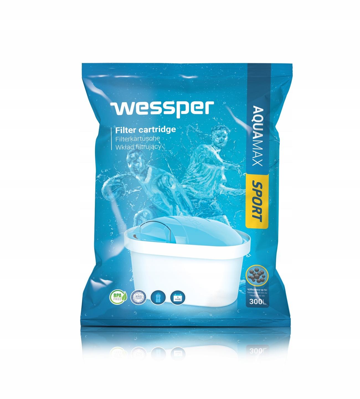 FILTER WESSPER SPORT do BRITA Maxtra DAFI Unimax 10